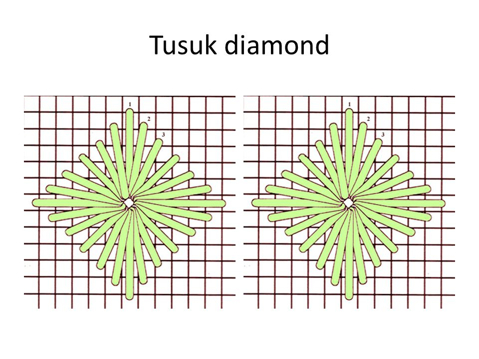 Tusuk diamond