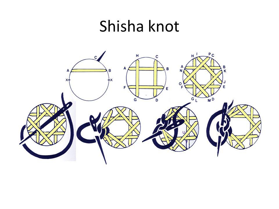 Shisha knot