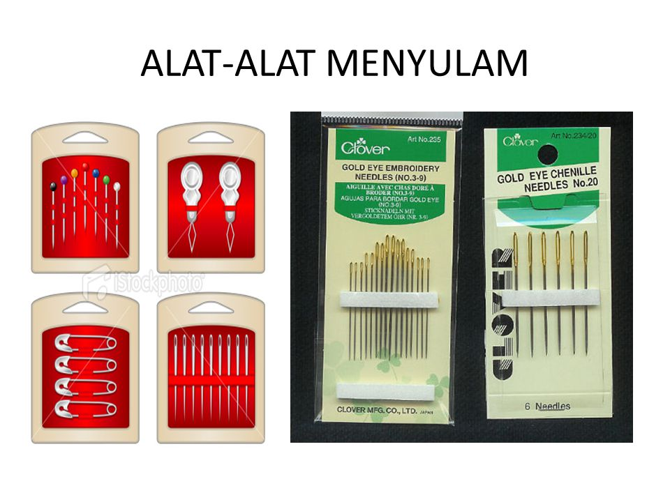 ALAT-ALAT MENYULAM