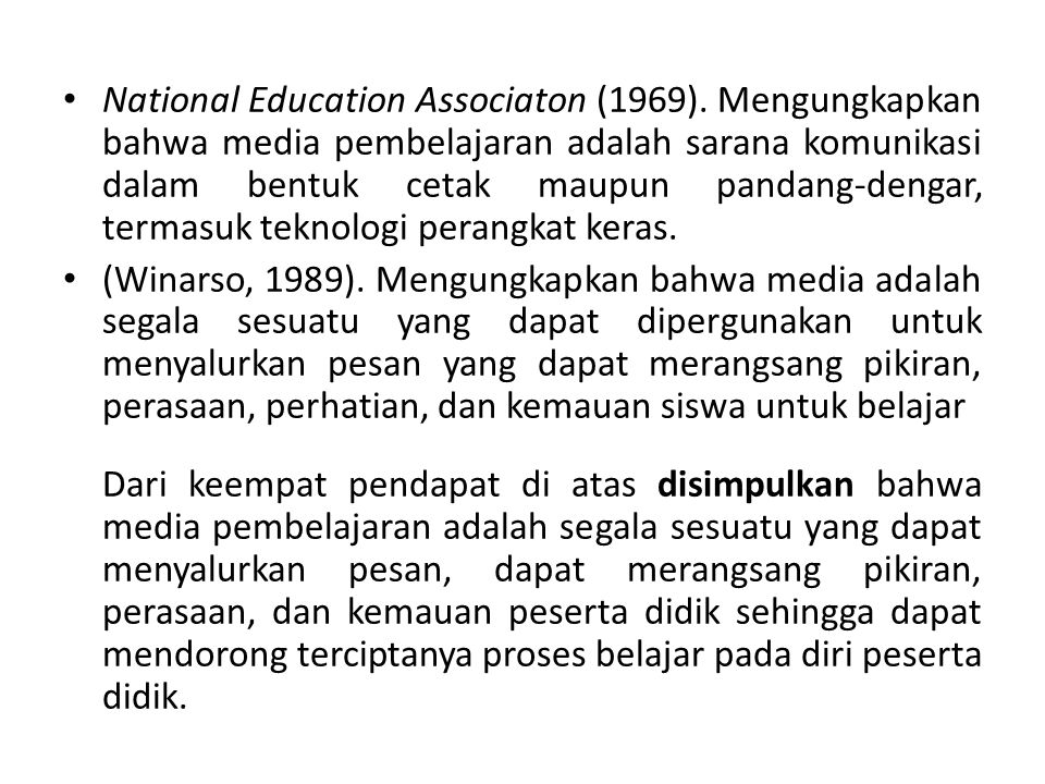National Education Associaton (1969)