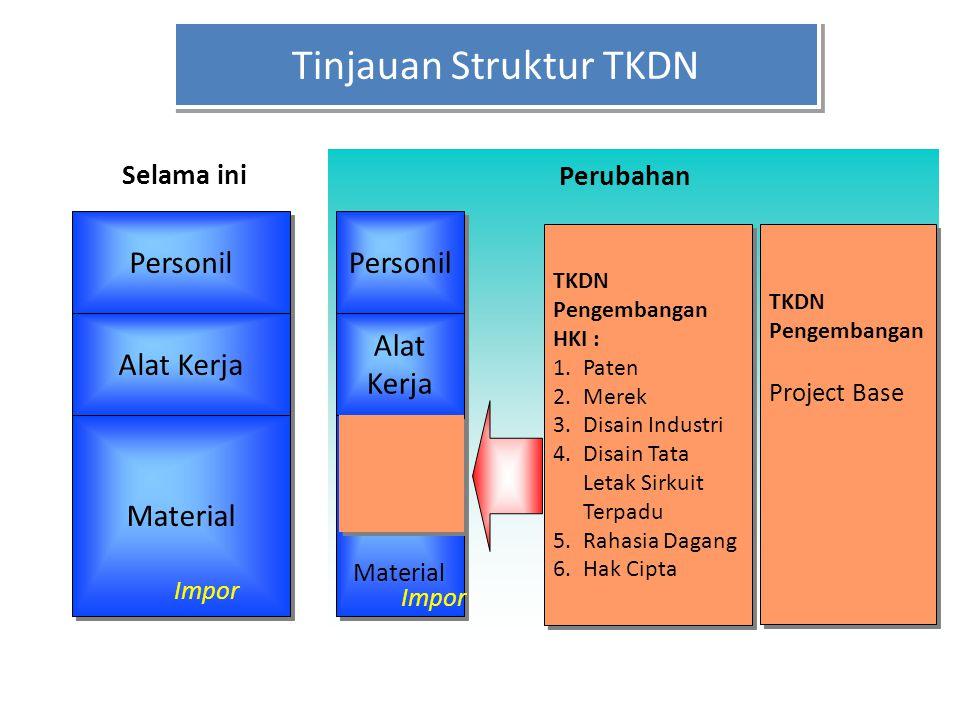 Tinjauan Struktur TKDN