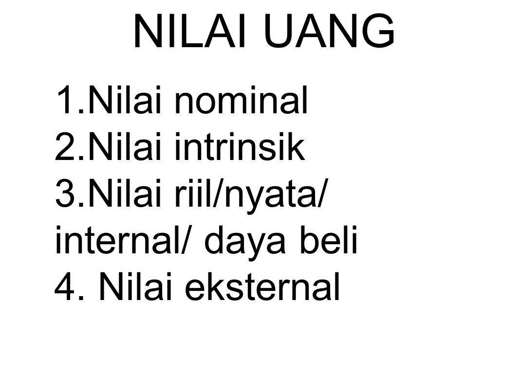 Nilai nominal
