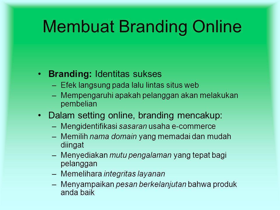 Membuat Branding Online