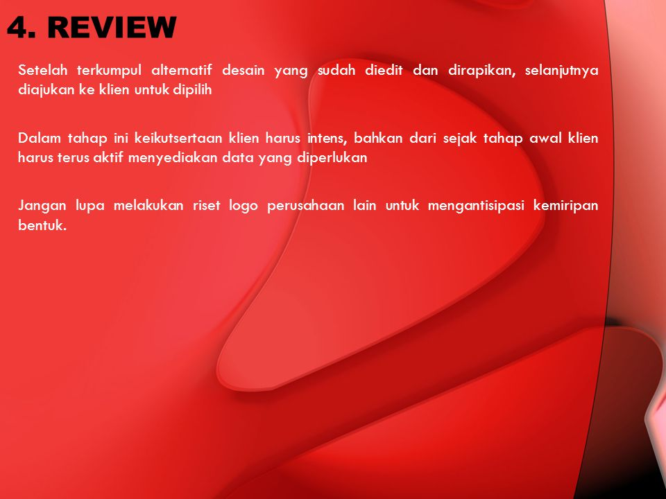 4. REVIEW