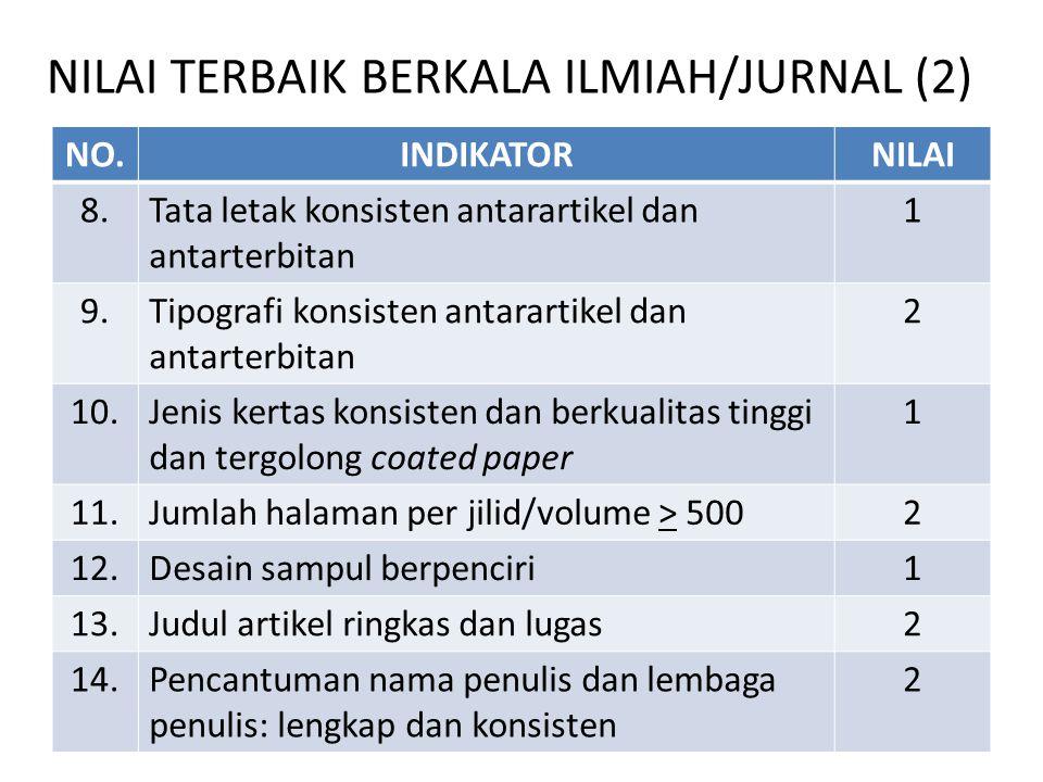 NILAI TERBAIK BERKALA ILMIAH/JURNAL (2)