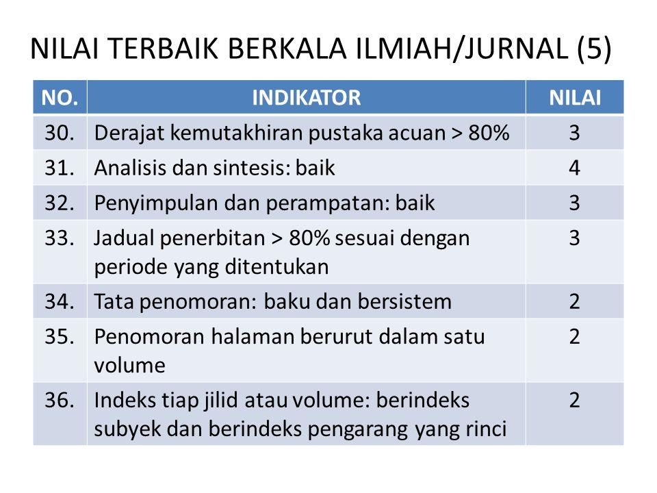 NILAI TERBAIK BERKALA ILMIAH/JURNAL (5)