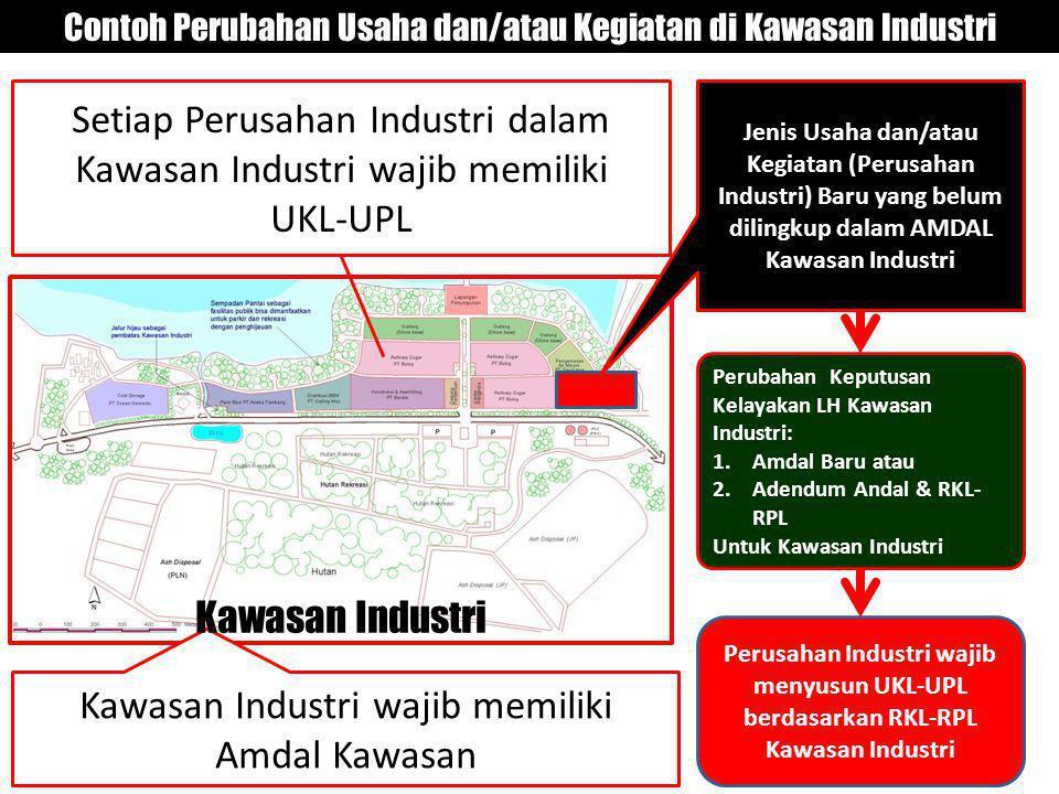 Setiap Perusahan Industri dalam Kawasan Industri wajib memiliki