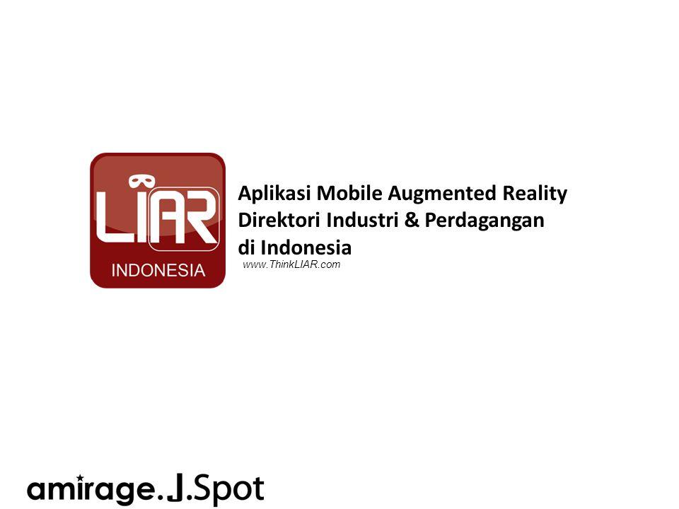 Aplikasi Mobile Augmented Reality Direktori Industri & Perdagangan