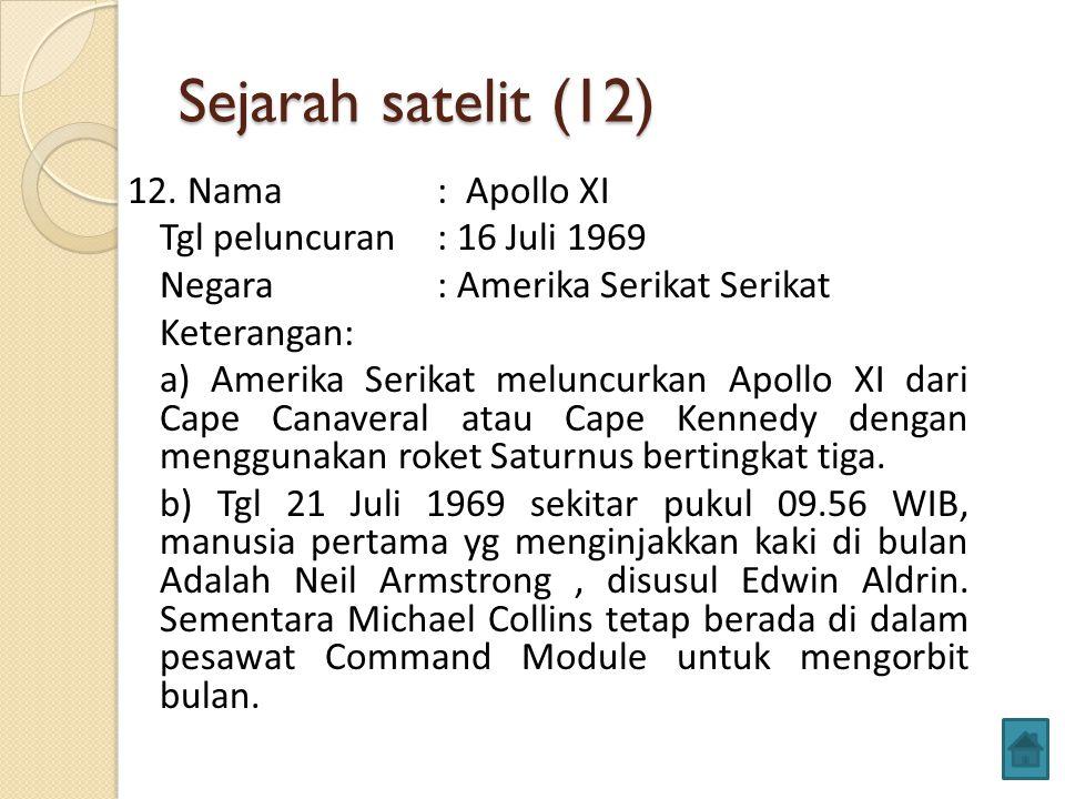 Sejarah satelit (12)