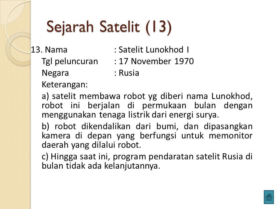 Sejarah Satelit (13)