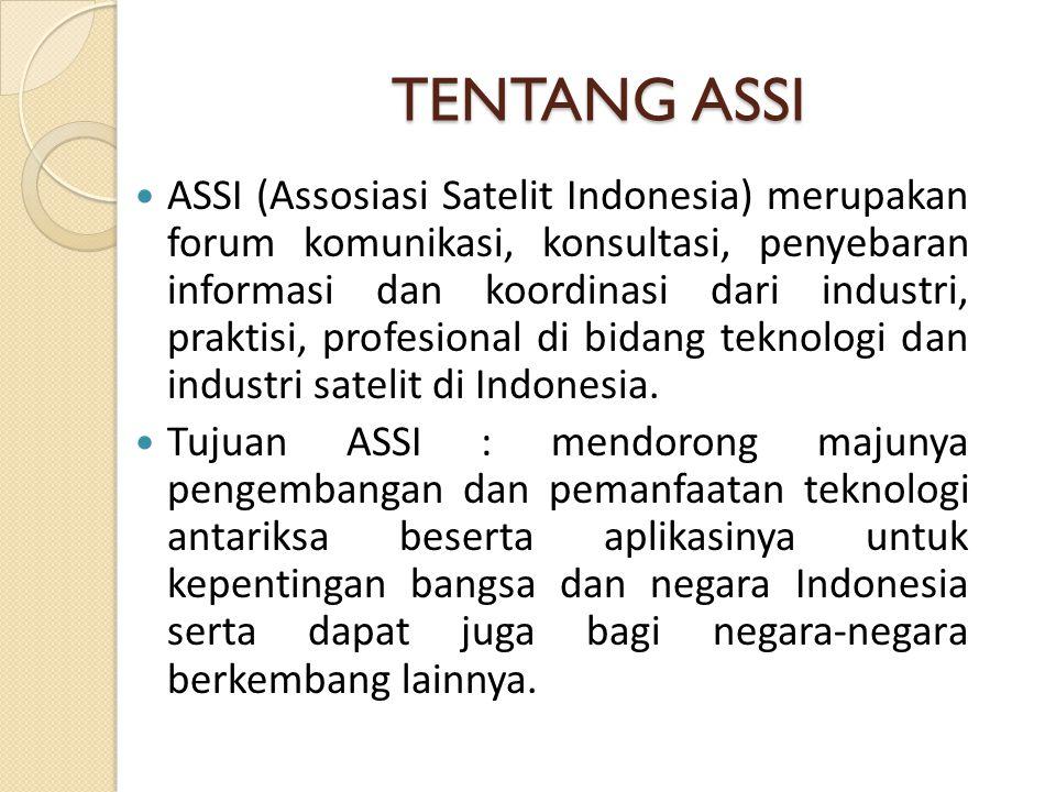 TENTANG ASSI
