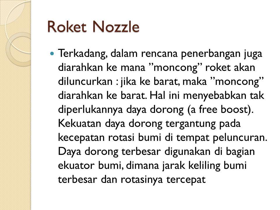 Roket Nozzle