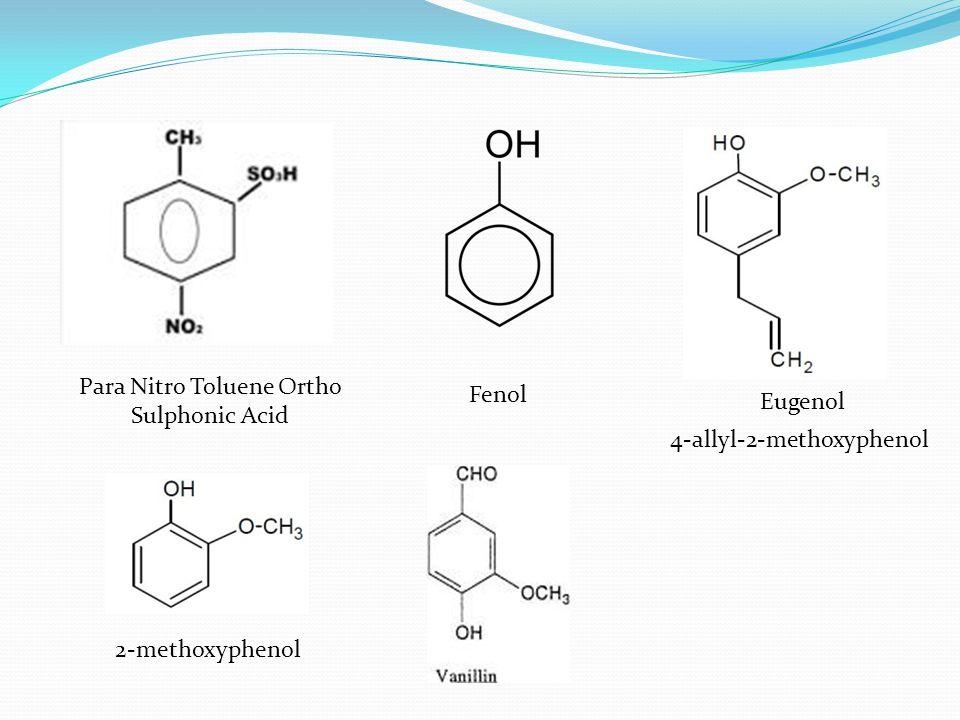 Para Nitro Toluene Ortho Sulphonic Acid