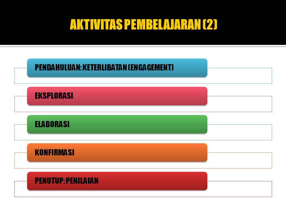AKTIVITAS PEMBELAJARAN (2)