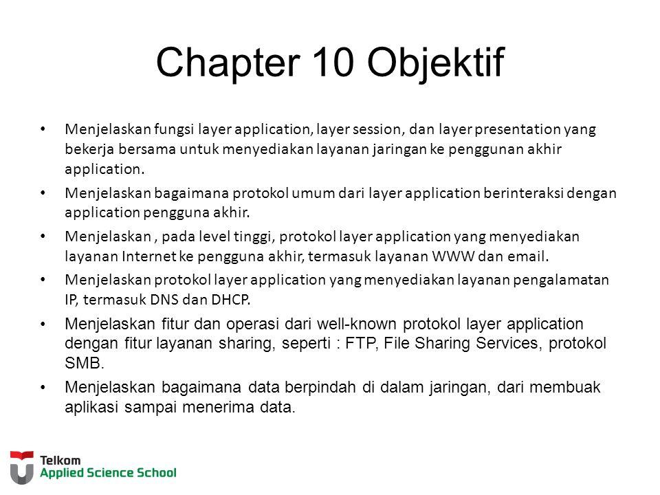 Chapter 10 Objektif