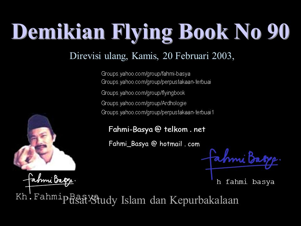 Demikian Flying Book No 90