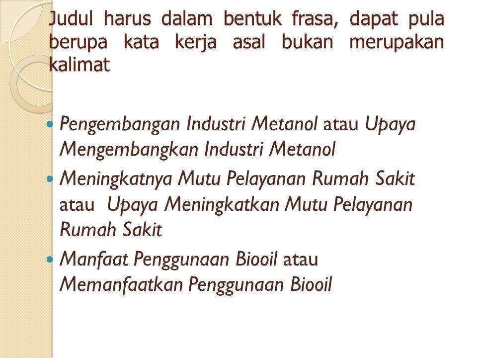Manfaat Penggunaan Biooil atau Memanfaatkan Penggunaan Biooil