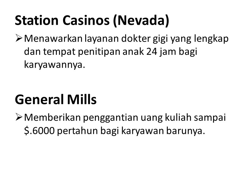 Station Casinos (Nevada)