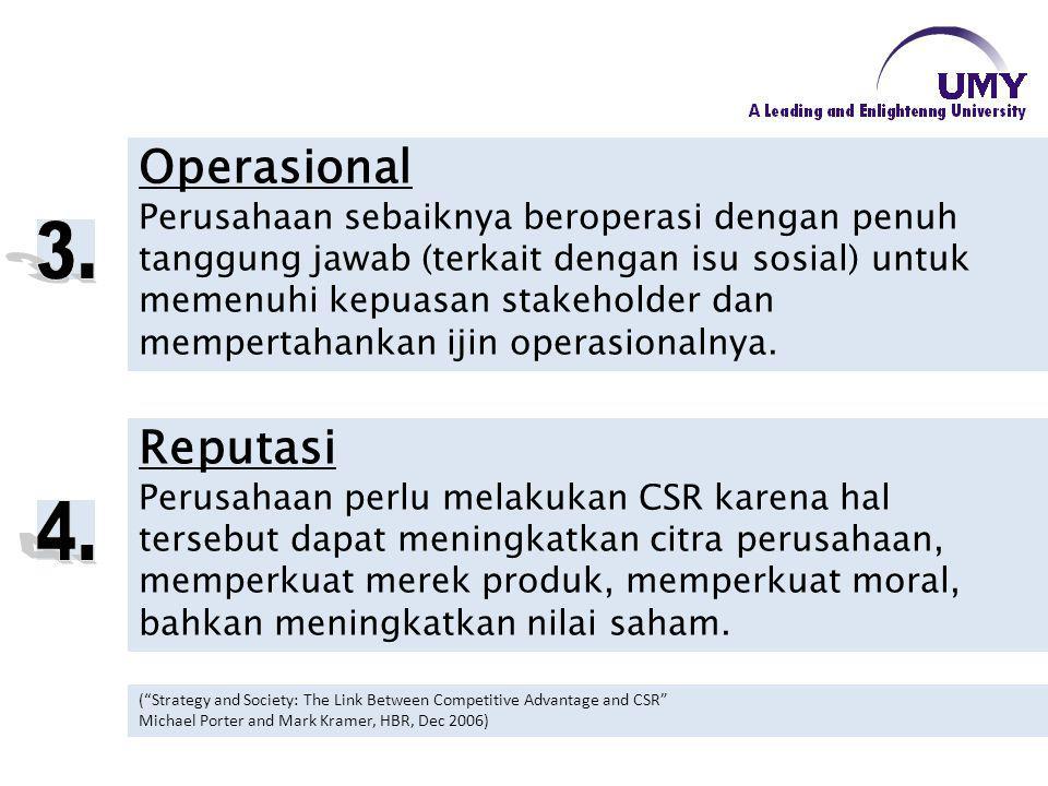 Operasional
