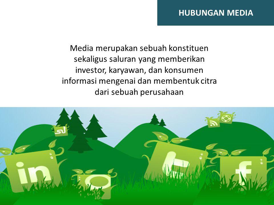 HUBUNGAN MEDIA
