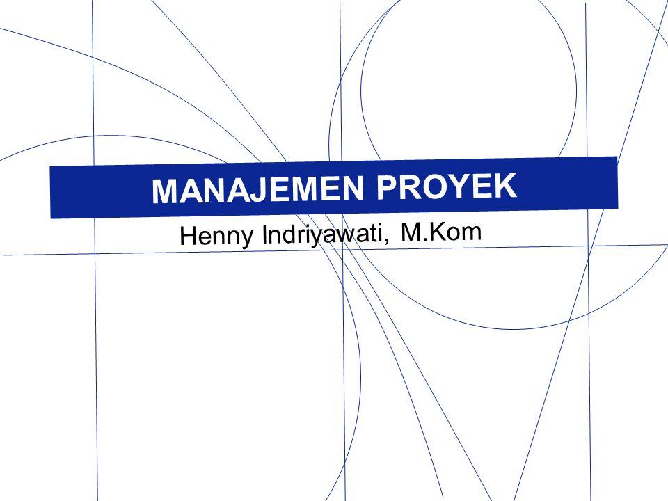 Henny Indriyawati, M.Kom