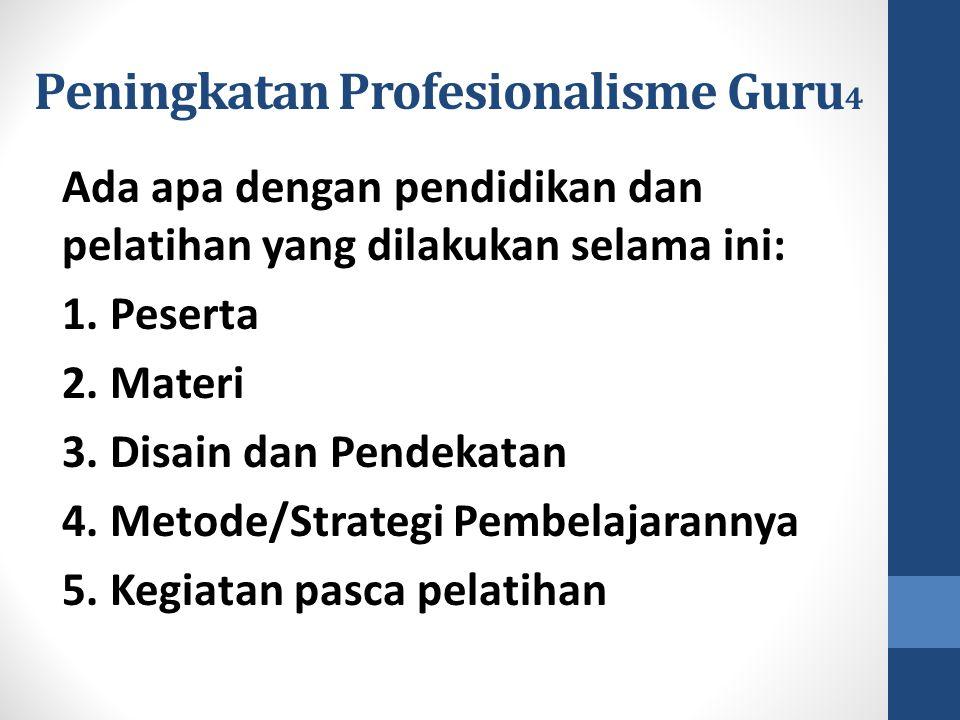 Peningkatan Profesionalisme Guru4