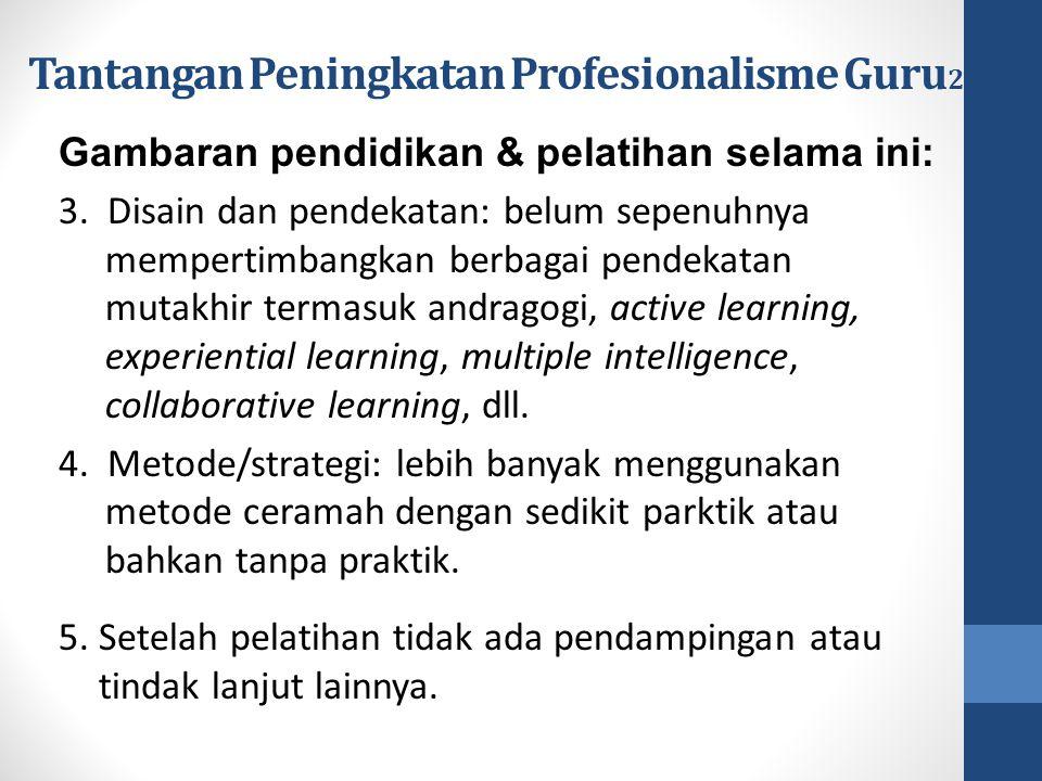 Tantangan Peningkatan Profesionalisme Guru2