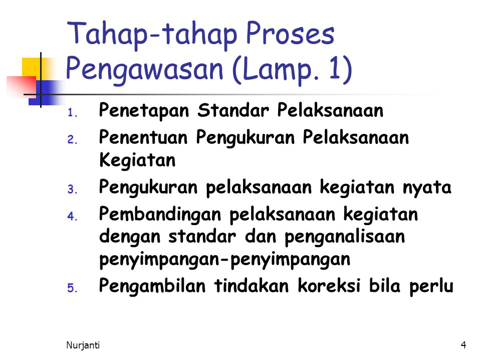 Tahap-tahap Proses Pengawasan (Lamp. 1)