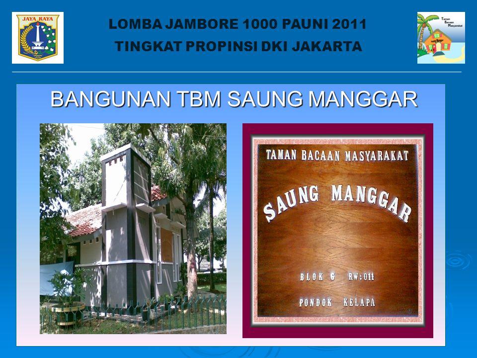 LOMBA JAMBORE 1000 PAUNI 2011 TINGKAT PROPINSI DKI JAKARTA