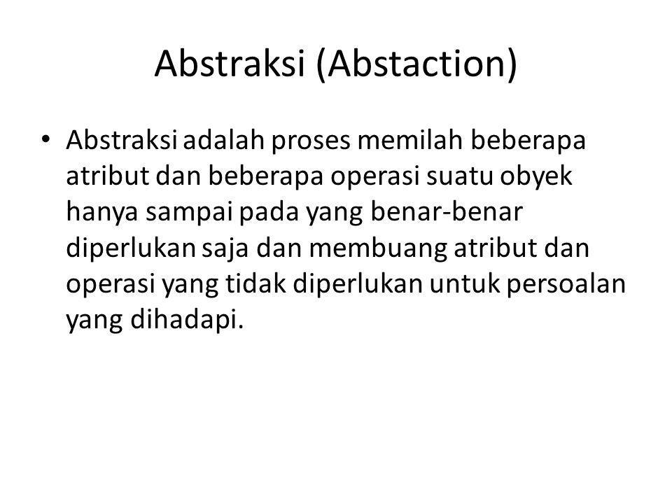 Abstraksi (Abstaction)