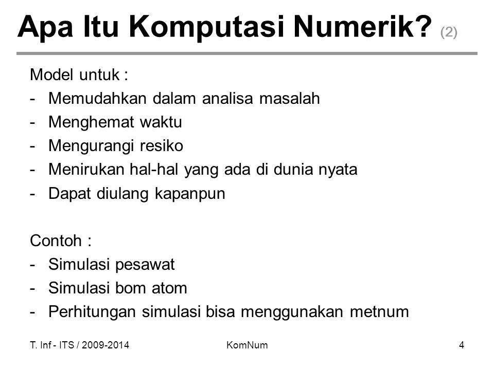 Apa Itu Komputasi Numerik (2)