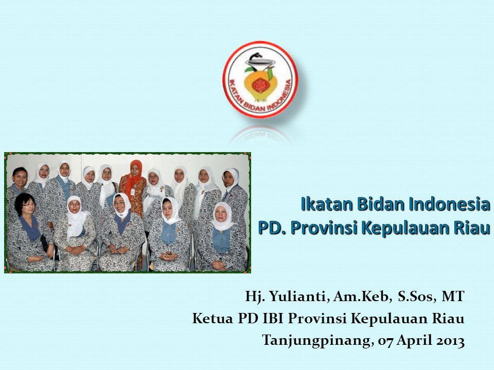 Ikatan Bidan Indonesia PD. Provinsi Kepulauan Riau