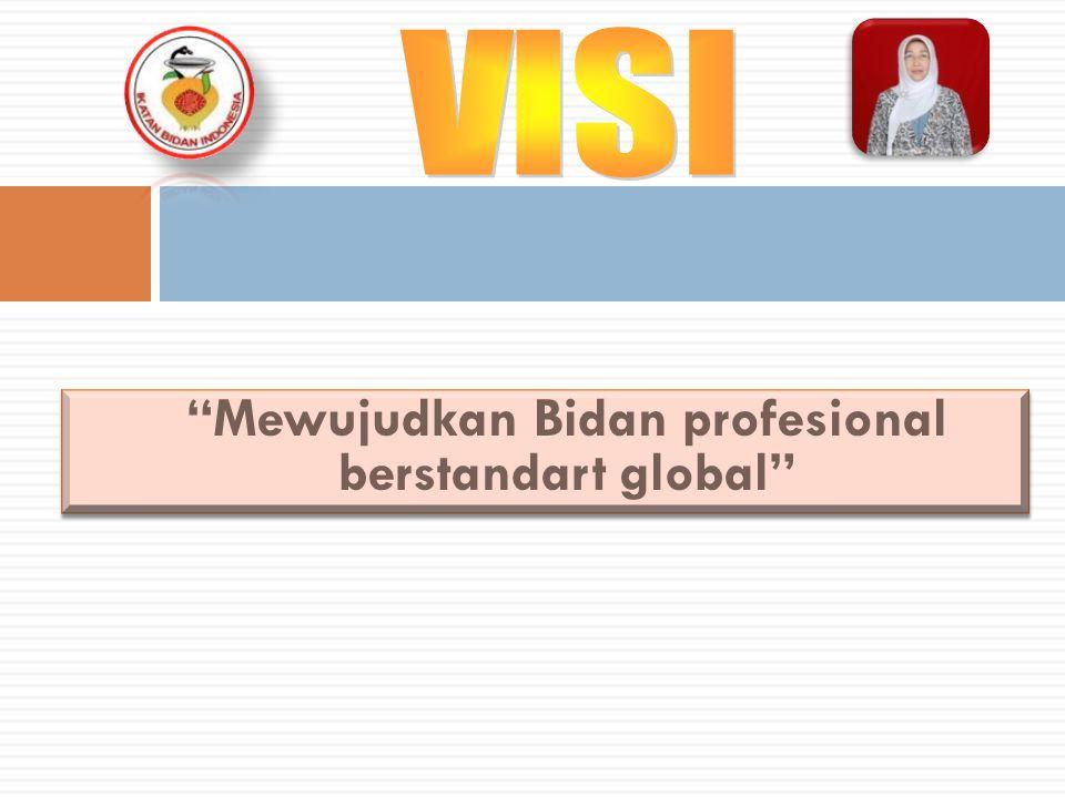 Mewujudkan Bidan profesional berstandart global