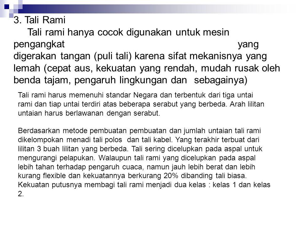 3. Tali Rami