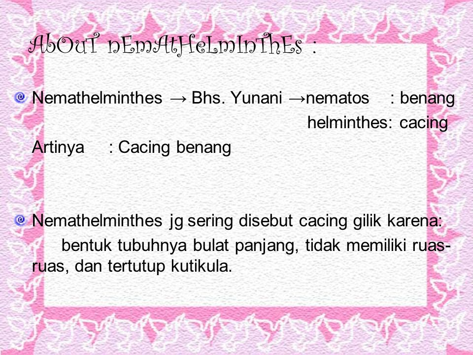 AbOuT nEmAtHeLmInThEs :