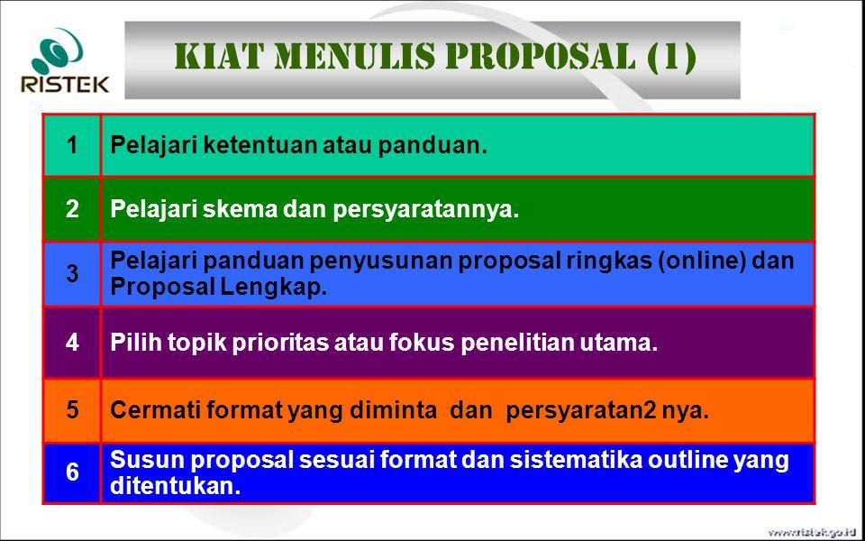 KIAT MENULIS PROPOSAL (2)