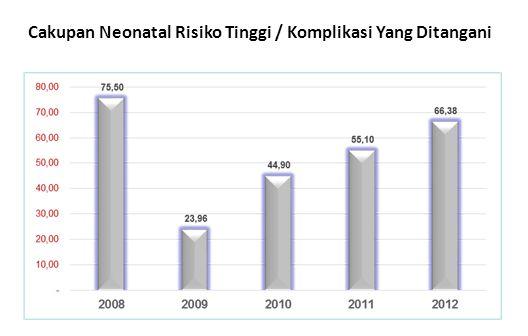Cakupan Neonatal Risiko Tinggi / Komplikasi Yang Ditangani