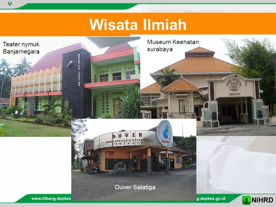 Wisata Ilmiah Museum Keehatan surabaya Teater nymuk Banjarnegara