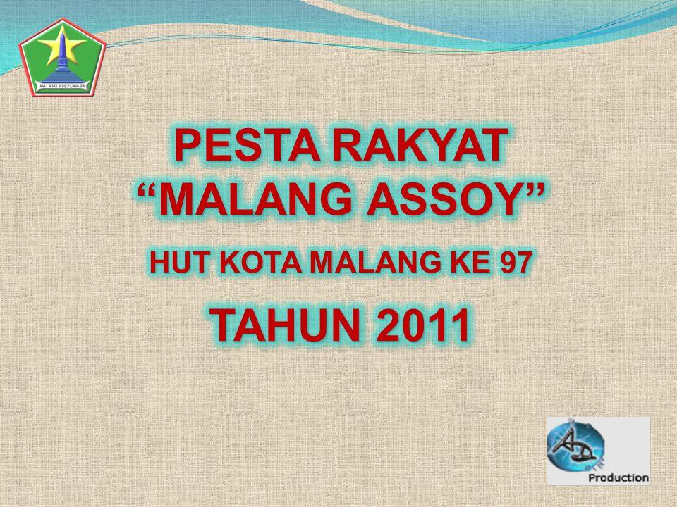 PESTA RAKYAT MALANG ASSOY TAHUN 2011