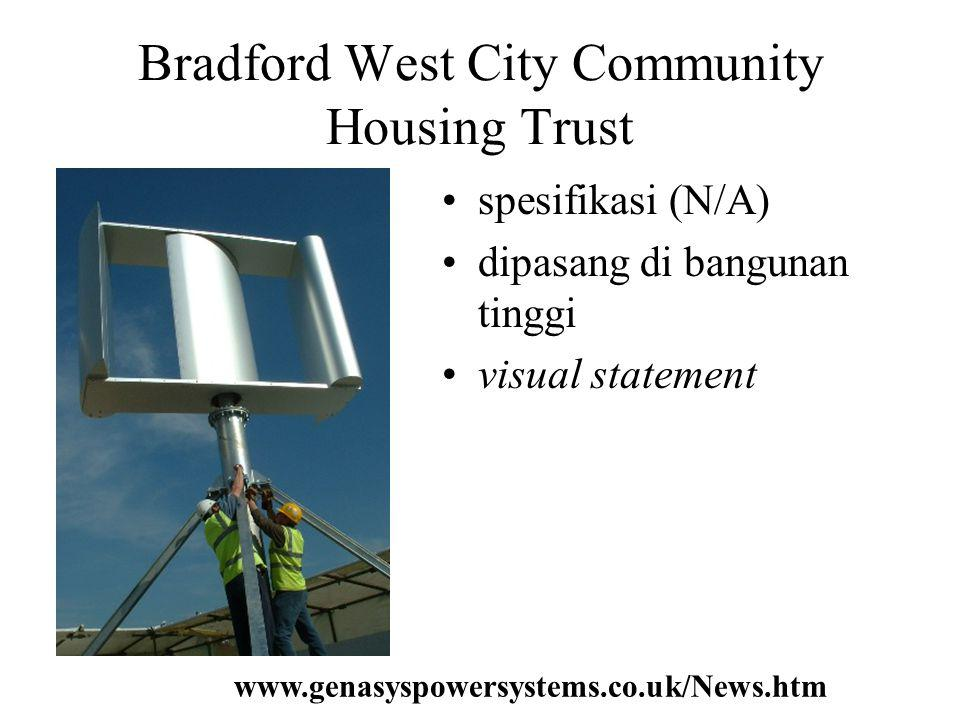 Bradford West City Community Housing Trust