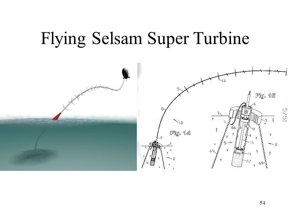 Flying Selsam Super Turbine