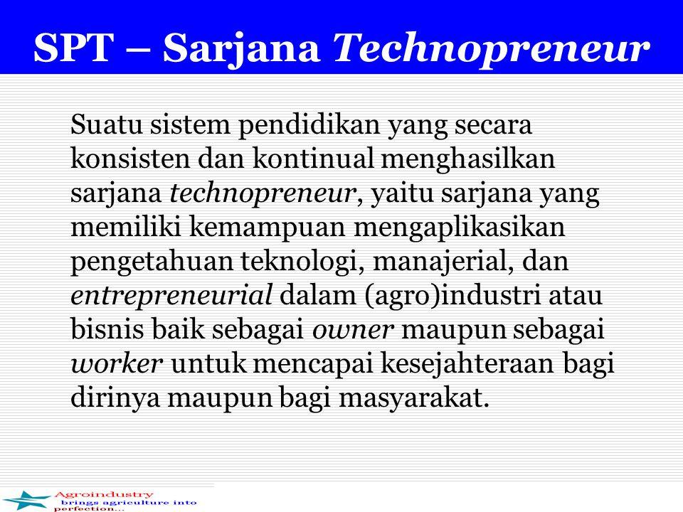 SPT – Sarjana Technopreneur