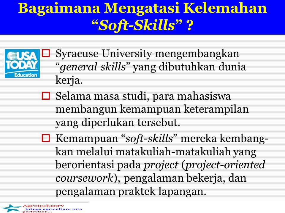 Bagaimana Mengatasi Kelemahan Soft-Skills