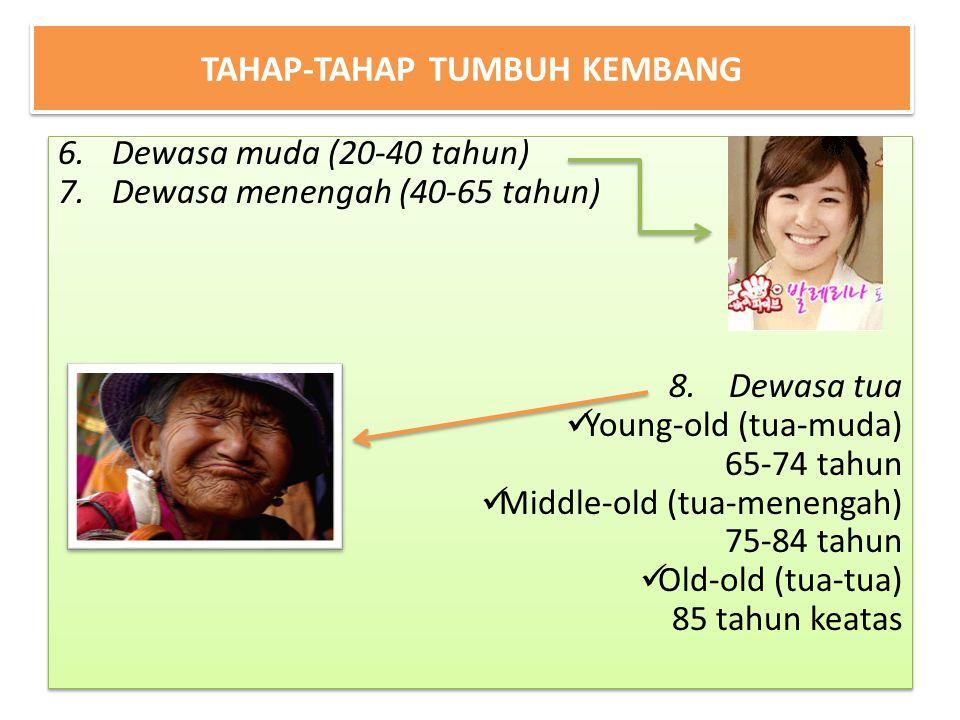 TAHAP-TAHAP TUMBUH KEMBANG