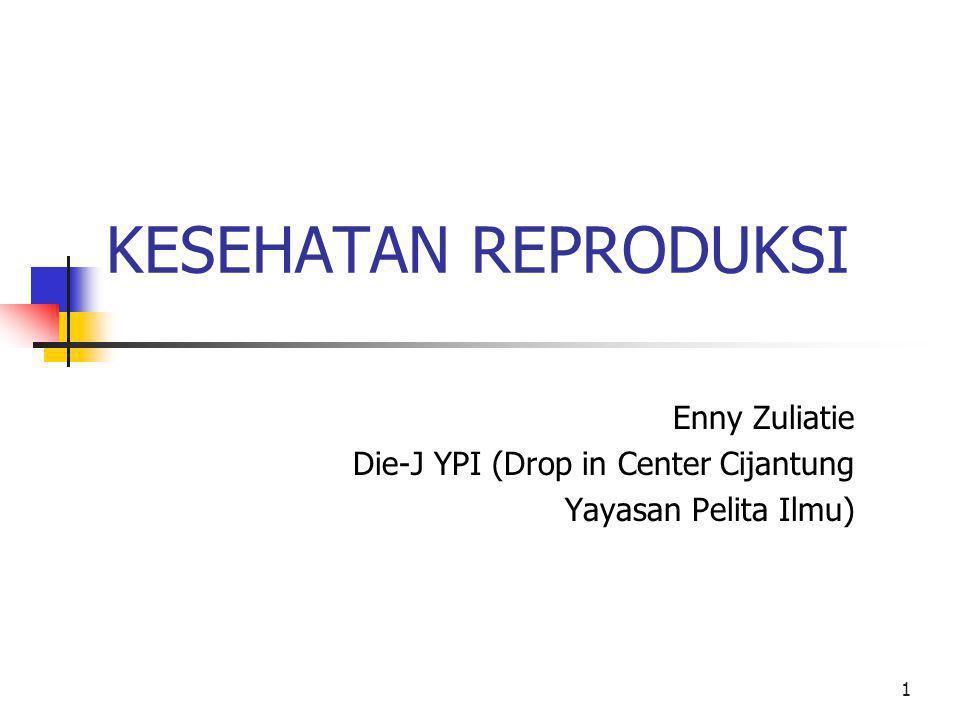 Enny Zuliatie Die-J YPI (Drop in Center Cijantung Yayasan Pelita Ilmu)