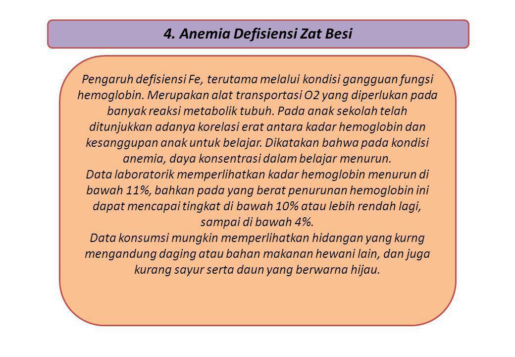 4. Anemia Defisiensi Zat Besi