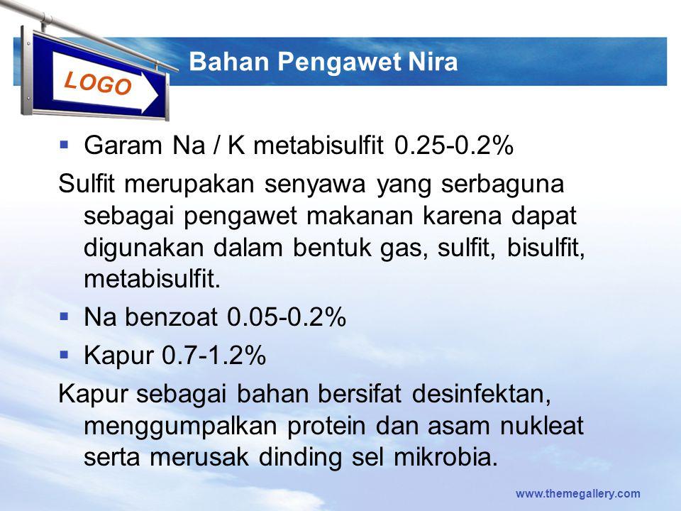 Garam Na / K metabisulfit 0.25-0.2%