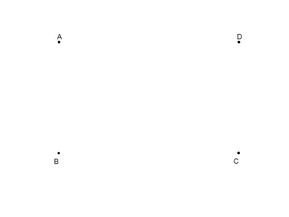 A D B C
