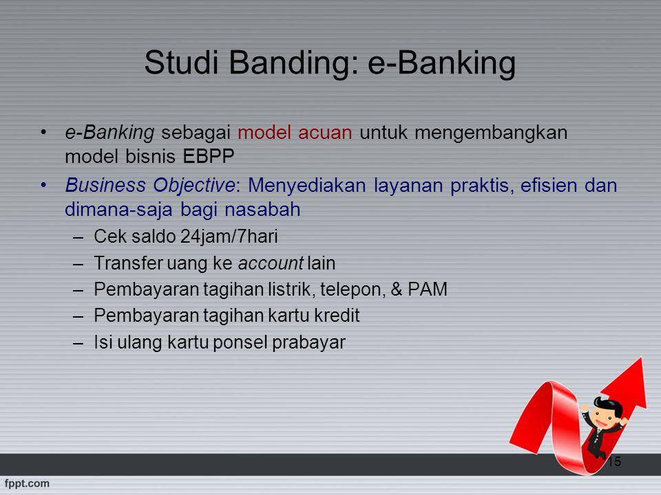 Studi Banding: e-Banking