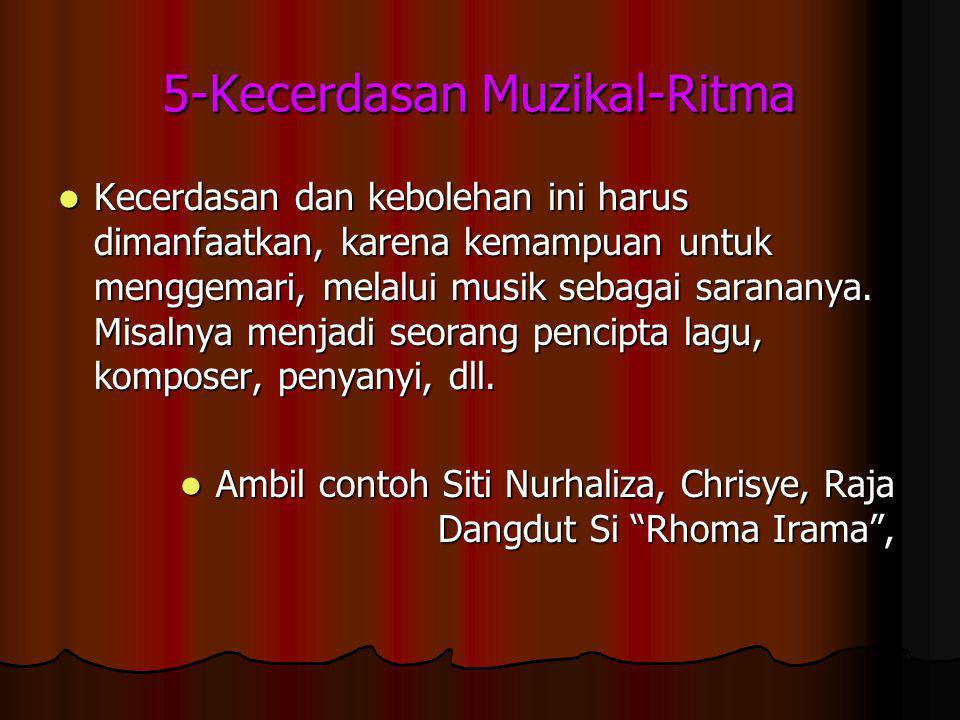 5-Kecerdasan Muzikal-Ritma